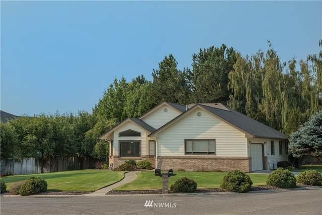 1210 N Thayer Avenue, Ellensburg, WA 98926 (#1840058) :: Icon Real Estate Group