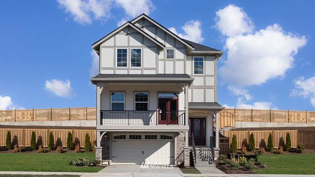 1518 Westridge (Lot 50) Way NE, Issaquah, WA 98029 (#1840141) :: Keller Williams Western Realty