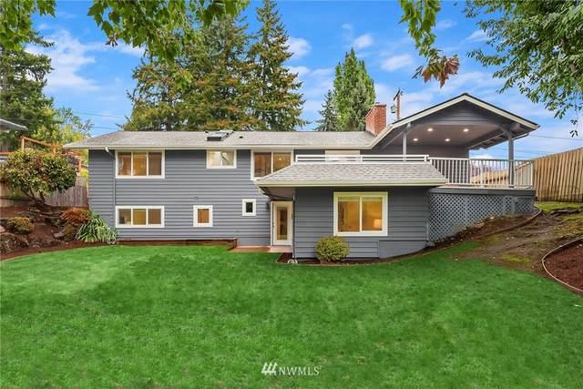 1009 166th Avenue SE, Bellevue, WA 98008 (#1840181) :: McAuley Homes