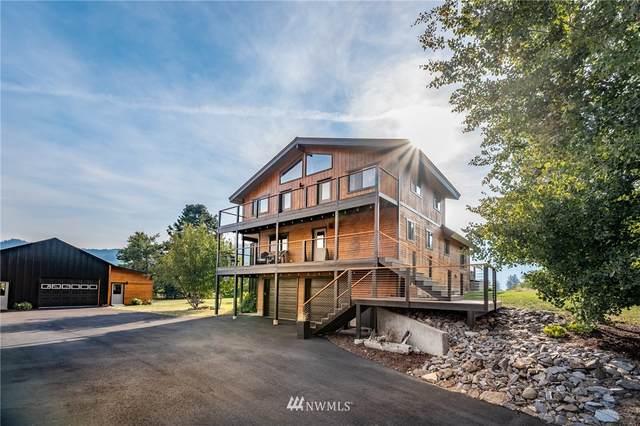 10375 North Road, Leavenworth, WA 98826 (MLS #1840249) :: Nick McLean Real Estate Group