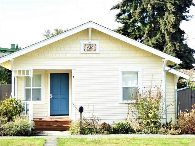 420 S Oak Street, Port Angeles, WA 98362 (#1840260) :: Pacific Partners @ Greene Realty
