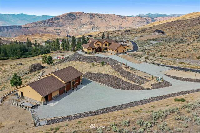 43 Corral Creek Drive, Orondo, WA 98843 (#1840273) :: The Kendra Todd Group at Keller Williams