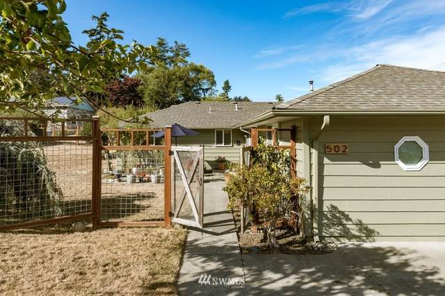 502 NW 4th Street, Coupeville, WA 98239 (#1840297) :: Pacific Partners @ Greene Realty