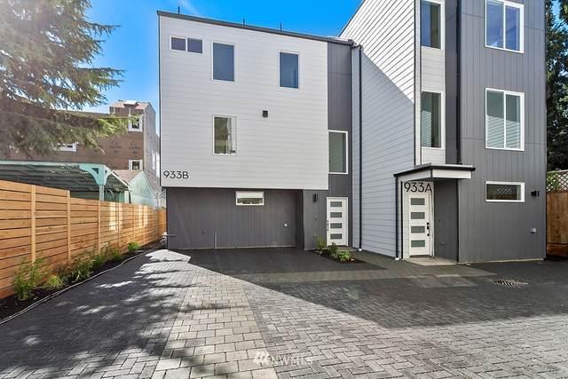 933 B N 91st Street, Seattle, WA 98103 (#1840322) :: Pacific Partners @ Greene Realty