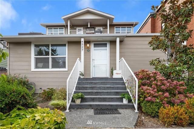 4527 41st Avenue SW #101, Seattle, WA 98116 (#1840367) :: Pacific Partners @ Greene Realty