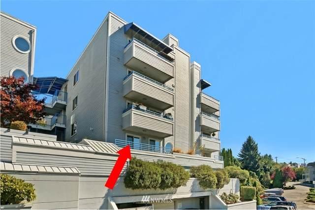 2244 13th Avenue W #114, Seattle, WA 98119 (#1840387) :: The Shiflett Group