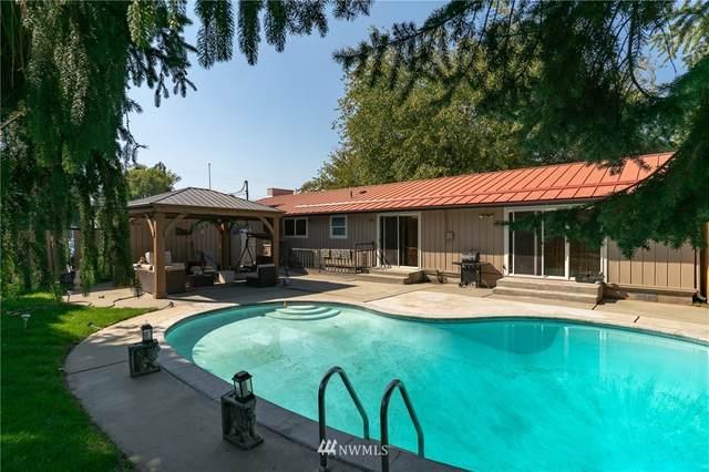 1330 Terrace Drive, East Wenatchee, WA 98802 (MLS #1840394) :: Nick McLean Real Estate Group