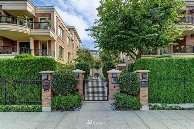 1178 Harvard Avenue E #3, Seattle, WA 98102 (MLS #1840426) :: Reuben Bray Homes