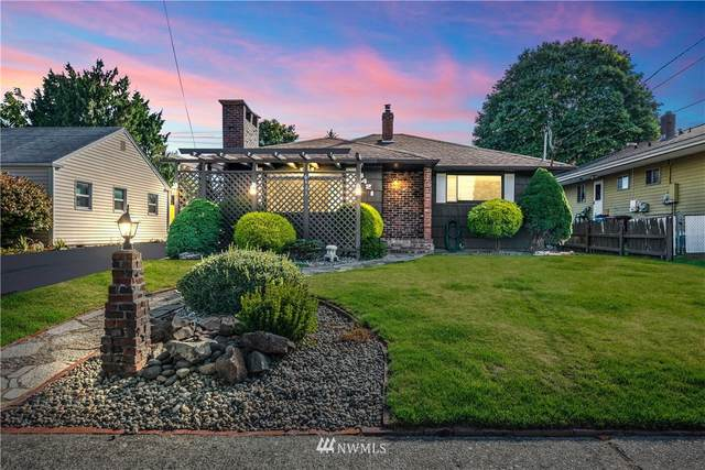 6421 S J Street, Tacoma, WA 98408 (#1840448) :: Pacific Partners @ Greene Realty