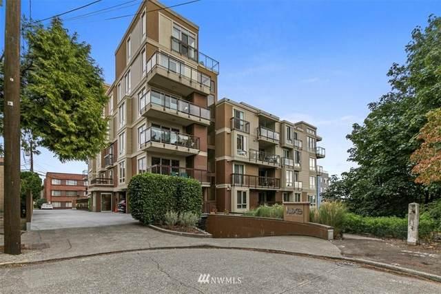 500 5th Avenue W #607, Seattle, WA 98119 (#1840483) :: Mike & Sandi Nelson Real Estate