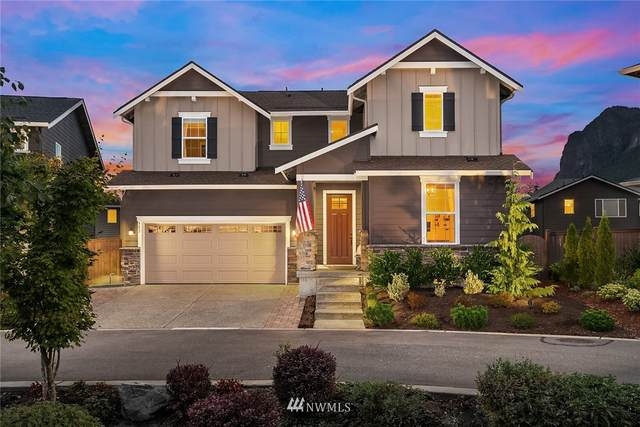 382 Vaughan Boulevard NE, North Bend, WA 98045 (#1840486) :: Pacific Partners @ Greene Realty