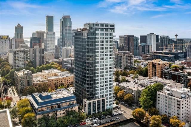 1321 Seneca Street #1007, Seattle, WA 98101 (#1840492) :: Better Homes and Gardens Real Estate McKenzie Group