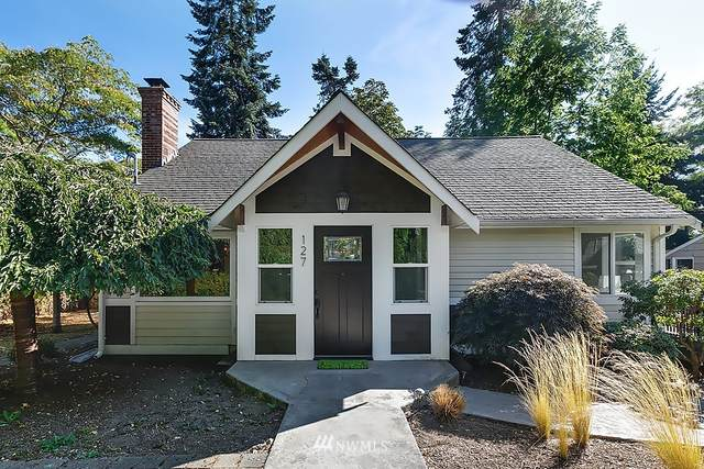 127 NE 120th Street, Seattle, WA 98125 (#1840614) :: Franklin Home Team