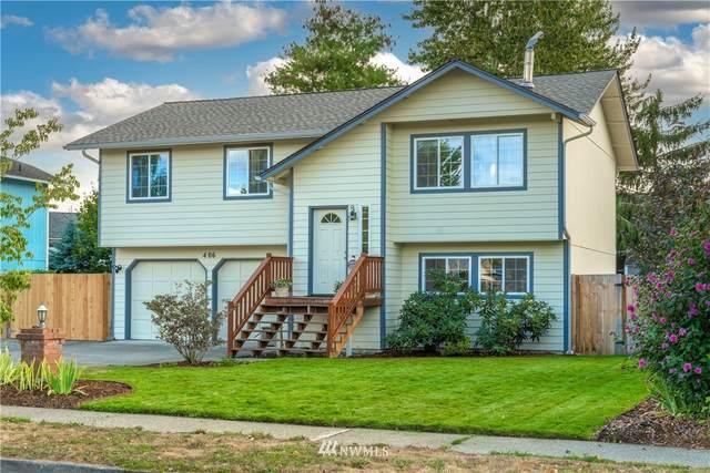 406 Belfair Street SW, Orting, WA 98360 (#1840654) :: Better Properties Lacey