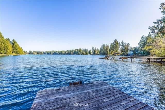 690 E Benson Lake Drive, Grapeview, WA 98546 (#1840691) :: Neighborhood Real Estate Group
