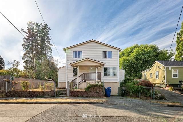 6815 46th  Ave S, Seattle, WA 98118 (#1840704) :: Provost Team   Coldwell Banker Walla Walla
