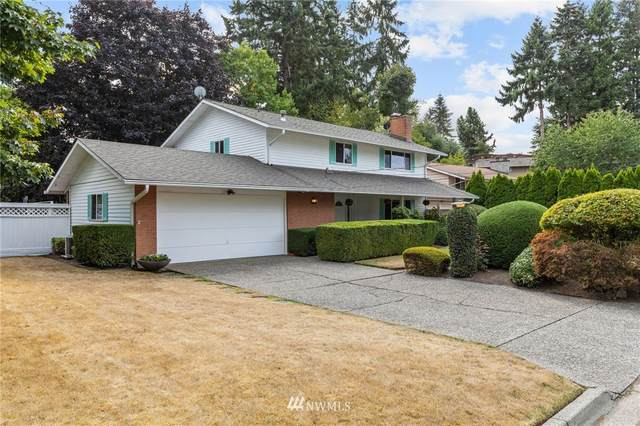 12205 SE 60th Place, Bellevue, WA 98006 (#1840787) :: The Snow Group