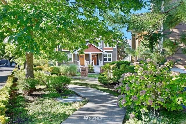 5817 55th Avenue NE B, Seattle, WA 98105 (#1840818) :: Icon Real Estate Group