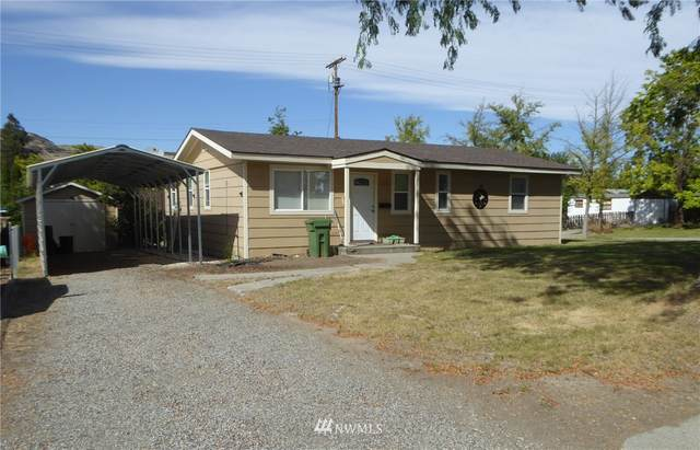 1028 Camas Street, Coulee Dam, WA 99116 (#1840879) :: NW Homeseekers