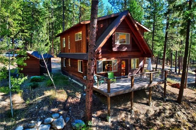43 Bitterbrush Road, Winthrop, WA 98862 (MLS #1840890) :: Nick McLean Real Estate Group