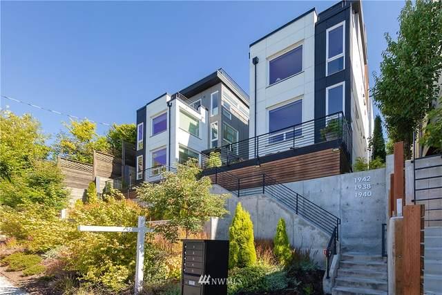 1940 10th Avenue W A, Seattle, WA 98119 (#1840907) :: Home Realty, Inc