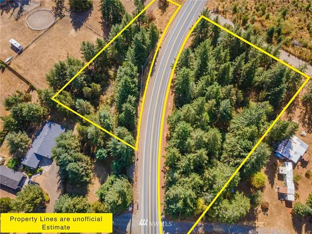 1161 E Mason Lake Road, Shelton, WA 98584 (#1840961) :: Pacific Partners @ Greene Realty