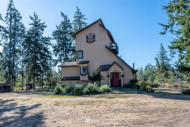 1167 Oakes Road, Coupeville, WA 98239 (#1840963) :: The Snow Group