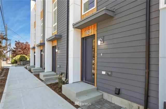 1327 NW 85th Street, Seattle, WA 98117 (#1841097) :: Pacific Partners @ Greene Realty