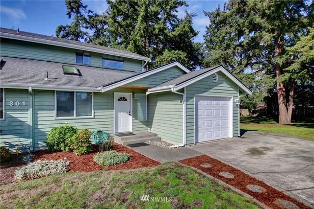 301 NE Nunan Loop #2, Oak Harbor, WA 98277 (#1841197) :: Ben Kinney Real Estate Team