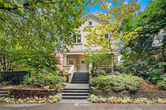 1206 15th Avenue E, Seattle, WA 98112 (#1841286) :: McAuley Homes