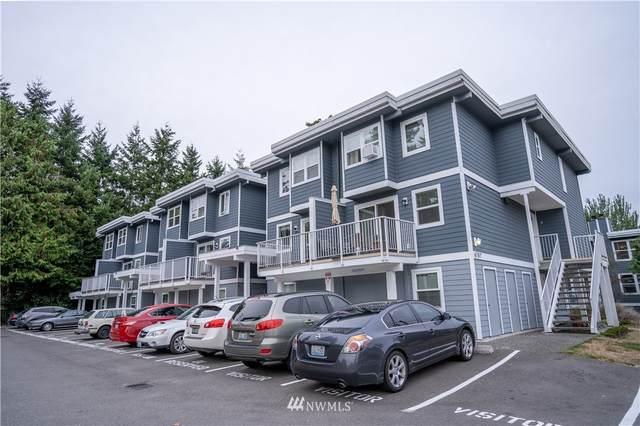 6707 204th Street SW #203, Lynnwood, WA 98036 (#1841403) :: Keller Williams Western Realty
