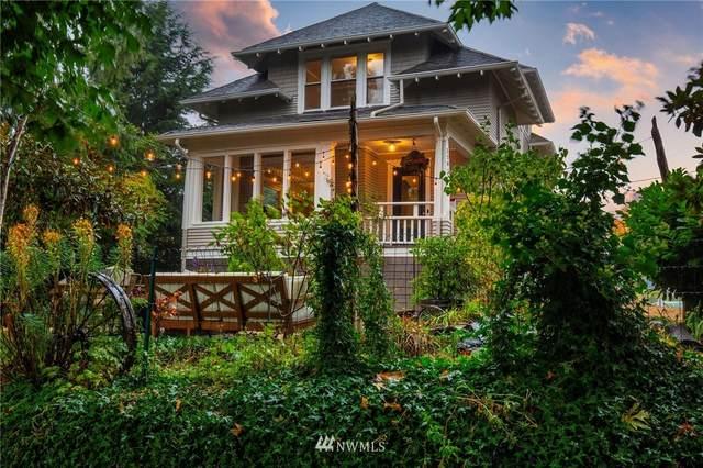2707 9th Avenue W, Seattle, WA 98119 (#1841452) :: The Robinett Group