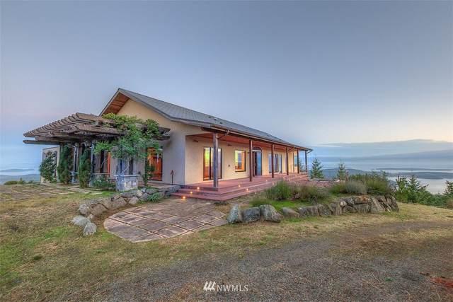 1510 Mount Woolard Road, Orcas Island, WA 98245 (#1841467) :: Better Properties Lacey