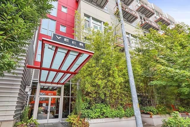 401 9th Avenue N #315, Seattle, WA 98109 (#1841468) :: Pacific Partners @ Greene Realty