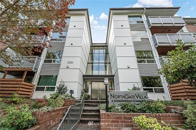 10501 8th Avenue NE #313, Seattle, WA 98125 (#1841536) :: Provost Team | Coldwell Banker Walla Walla