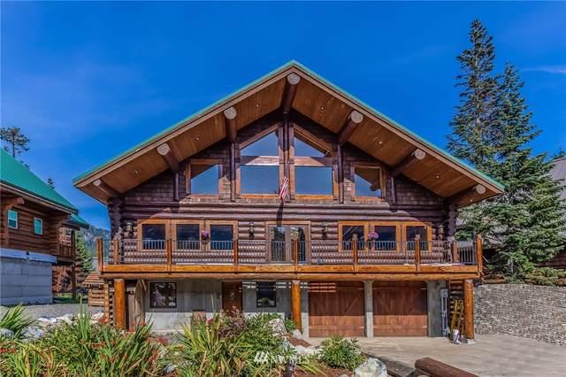 61 Guye Peak Lane, Snoqualmie Pass, WA 98068 (MLS #1841537) :: Nick McLean Real Estate Group