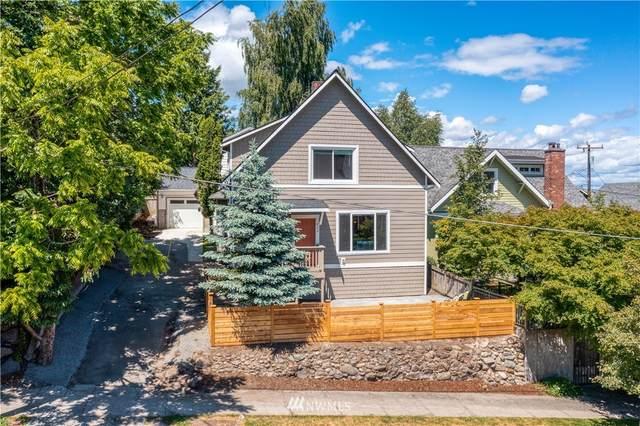 622 N 60th Street, Seattle, WA 98103 (#1841600) :: Pickett Street Properties