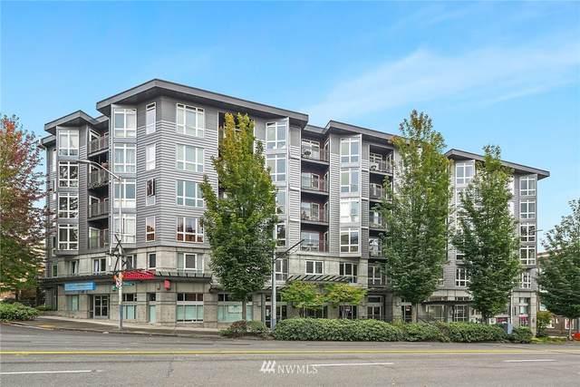 159 Denny Way #507, Seattle, WA 98109 (#1841649) :: Urban Seattle Broker