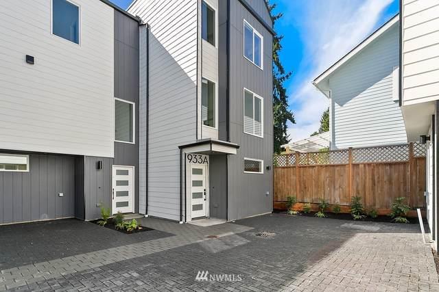933 A N 91st Street, Seattle, WA 98103 (#1841651) :: Pacific Partners @ Greene Realty