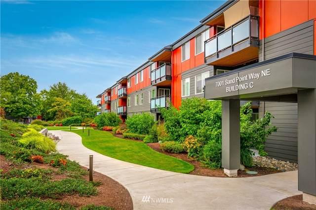 7001 Sand Point Way NE C209, Seattle, WA 98115 (#1841724) :: Provost Team | Coldwell Banker Walla Walla