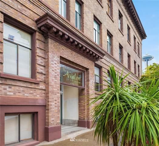 22 John Street #30, Seattle, WA 98109 (#1841746) :: Home Realty, Inc