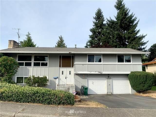 724 SW 119th Street, Seattle, WA 98146 (#1841750) :: Franklin Home Team