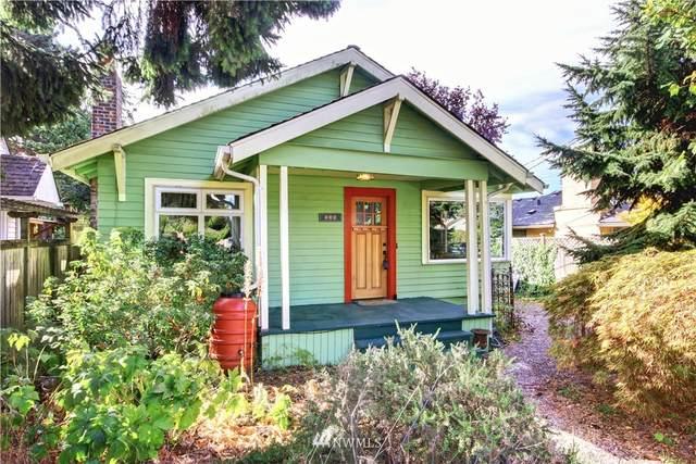 335 N 103rd Street, Seattle, WA 98133 (#1841752) :: McAuley Homes