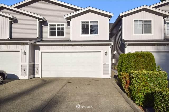 14607 52nd Avenue W #402, Edmonds, WA 98026 (#1841809) :: Mike & Sandi Nelson Real Estate