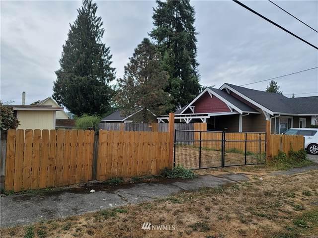 0 Rose, Centralia, WA 98531 (#1841836) :: Better Properties Real Estate