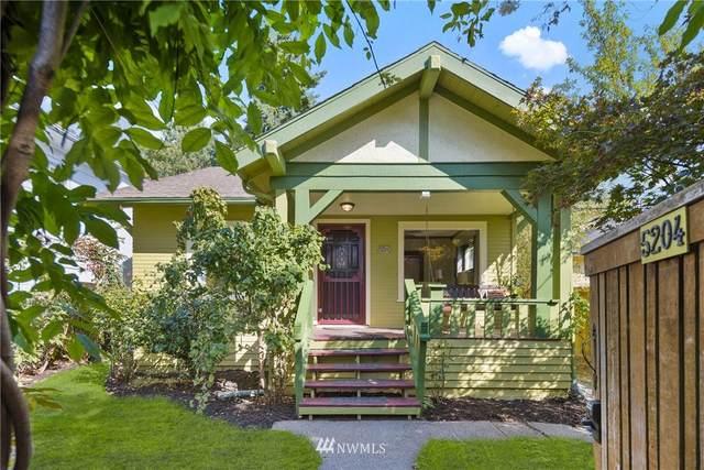 5204 42nd Avenue S, Seattle, WA 98118 (#1841902) :: Ben Kinney Real Estate Team