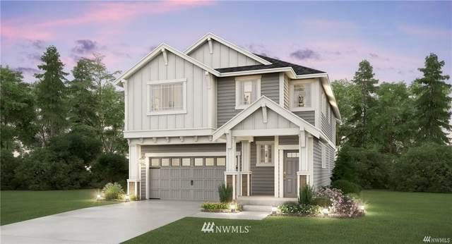 19902 SE 268 (Lot 9) Street, Covington, WA 98042 (#1841947) :: Keller Williams Western Realty
