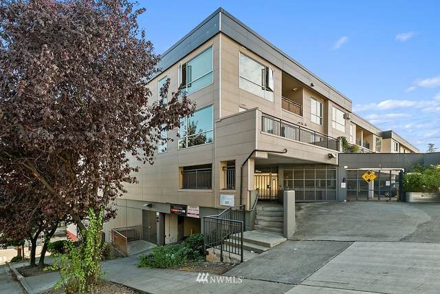 321 10th Avenue S #708, Seattle, WA 98104 (#1841999) :: Pacific Partners @ Greene Realty