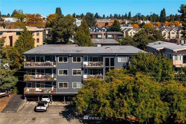 1422 NW 63rd Street #202, Seattle, WA 98107 (#1842015) :: McAuley Homes
