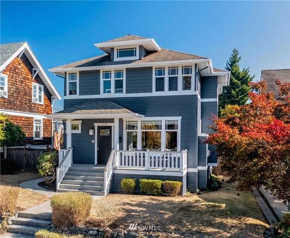 5518 34th Avenue NE, Seattle, WA 98105 (#1842086) :: Icon Real Estate Group